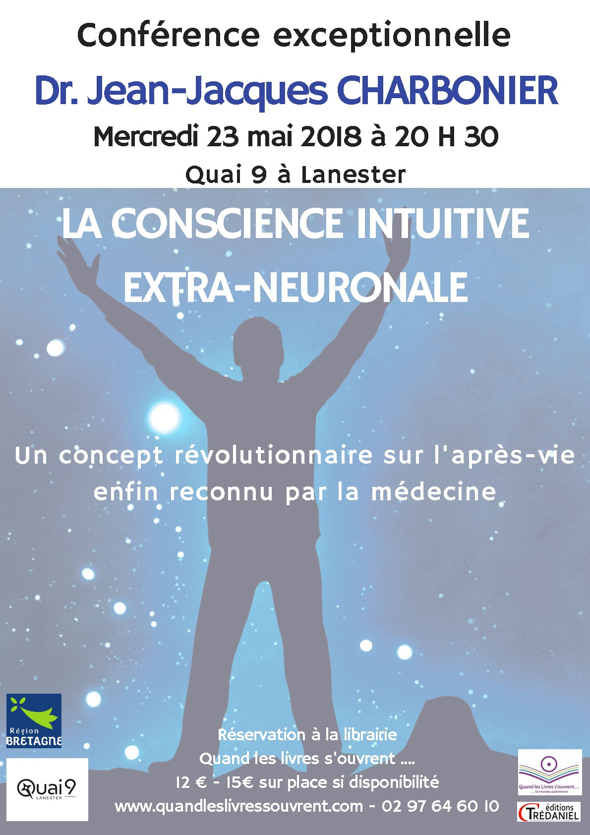 CONFERENCE ...LA CONSCIENCE INTUITIVE NEURONALE